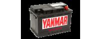 Yanmar Ersatzteile Batterien Batterie