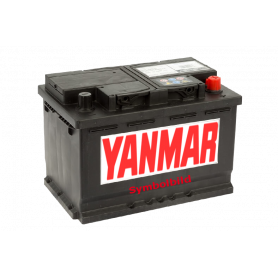 Batterie 205x175x170, 44Ah, 440A, Polarität(+) links