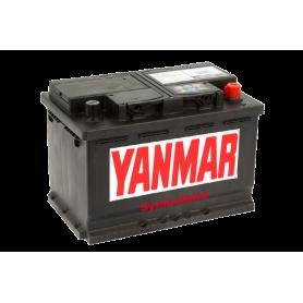 Batterie 306x173x225, 91Ah, 740A, Polarität(+) rechts