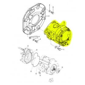 Yanmar SV17, SV17E, SV17-EX2 Hydraulikpumpe