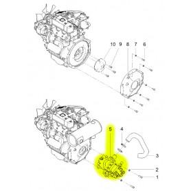 Yanmar SV26 Hydraulikpumpe
