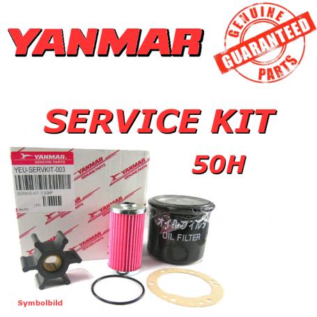 Service Kit 50H Yanmar SV100-1, SV100-1A