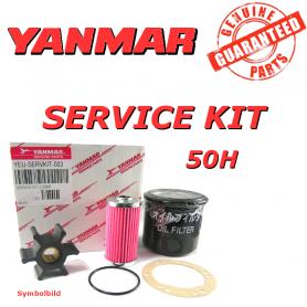 Service Kit 50H Yanmar SV15-2, SV16, SV17-2, SV17EX-2, SV18, SV20, SV22