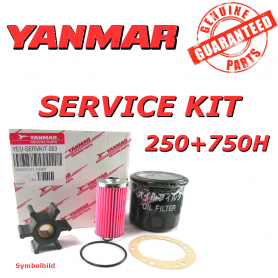 Service Kit 250H/750H Yanmar SV05, SV05-A, SV05-B, SV08-1, SV01-1A, SV08-1AS