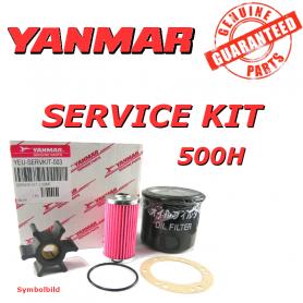 Service Kit 500H Yanmar SV05, SV05-A, SV05-B, SV08-1, SV08-1A, SV01-1AS
