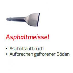 ASPHALTSCHNEIDER für Yanmar Hydraulikhammer DMS 50 Ø 38